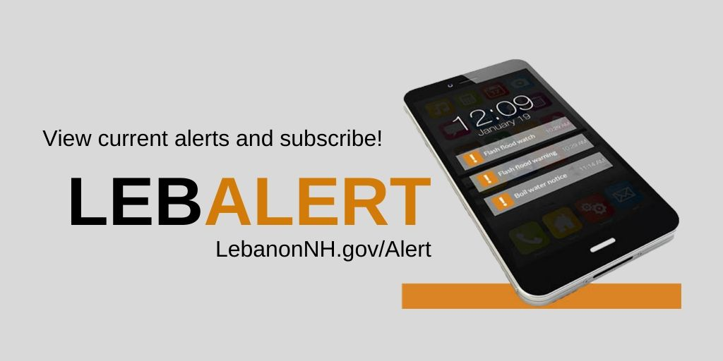 View current alerts and subscribe.