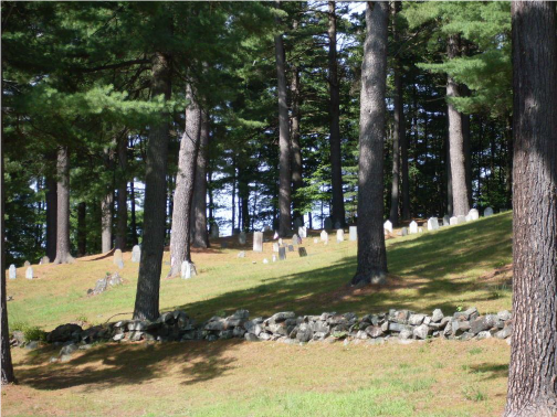 Old Pine Tree Cemetery