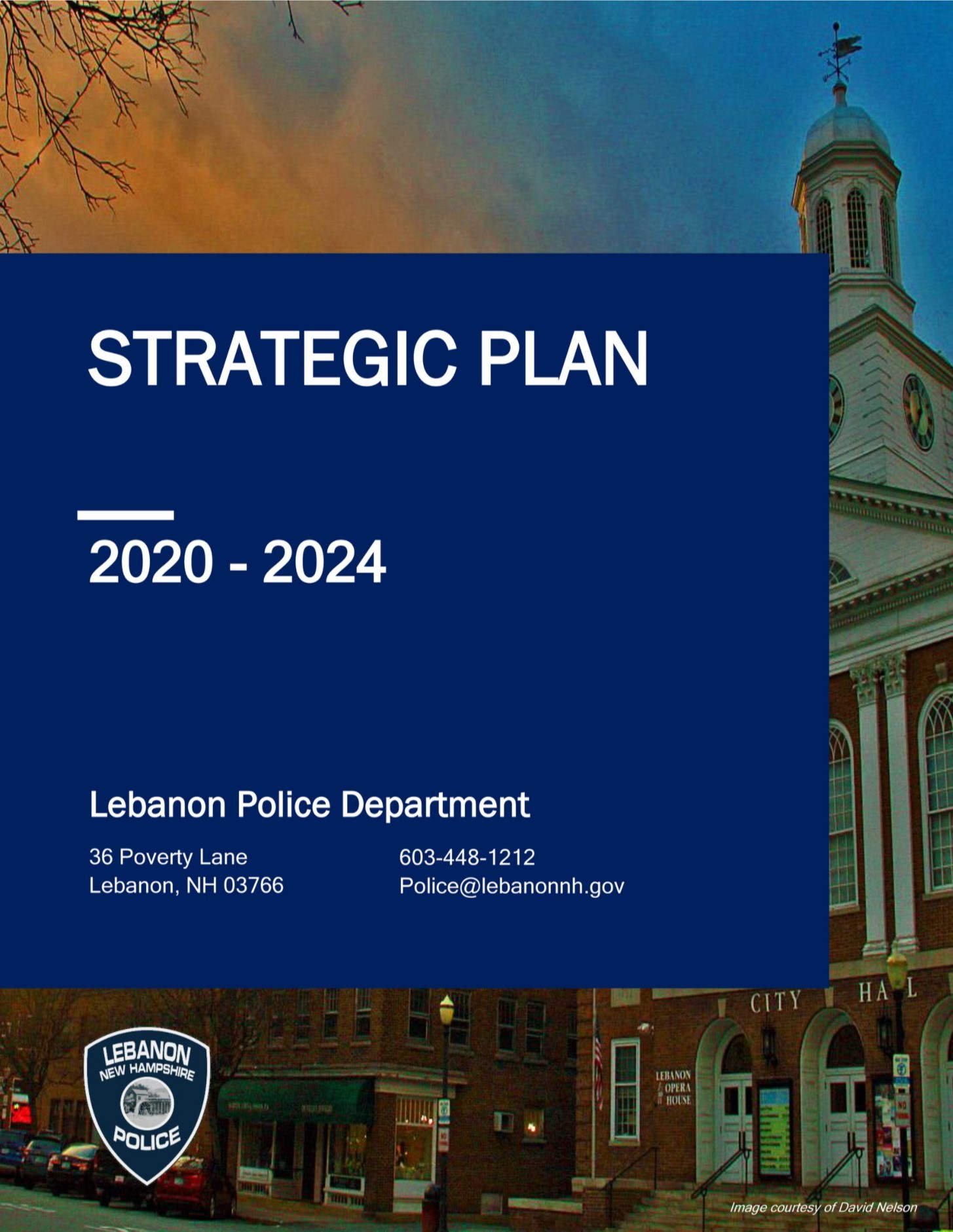 LPD Strategic Plan 2019-2023
